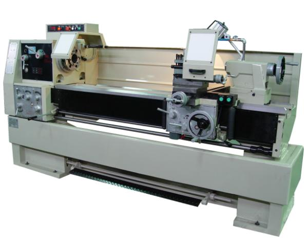 Annn Yang variable speed lathe with constant surface speed