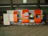 Showing the Annn Yang DY-1500 x 2000 CNC lathe