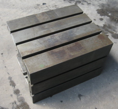 box table for radial arm drill