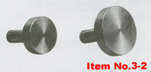 5C collet fixture plates for cyclematic and hardinge lathes
