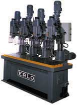 Erlo multi-spindle gang drill press
