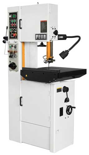 Fuho VBS-1610-E band saw with table feed