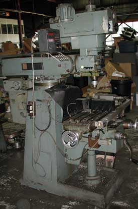 used Beaver PAL milling machine