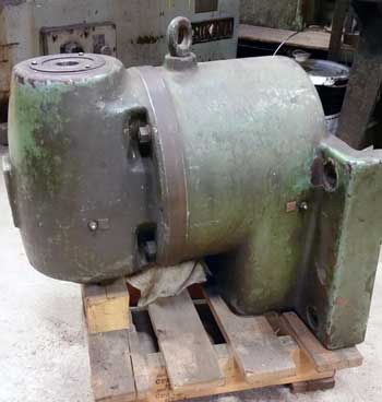 vertical head for used TOS #5 milling machine