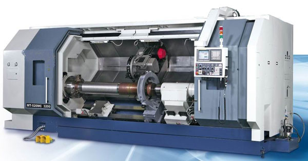 Fulland 40 inch swing slant bed CNC lathe