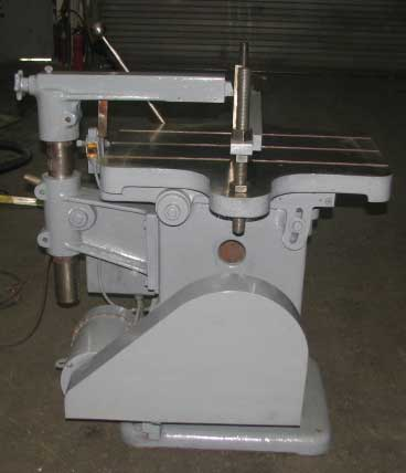 used Davis model 5 keyseater  left side